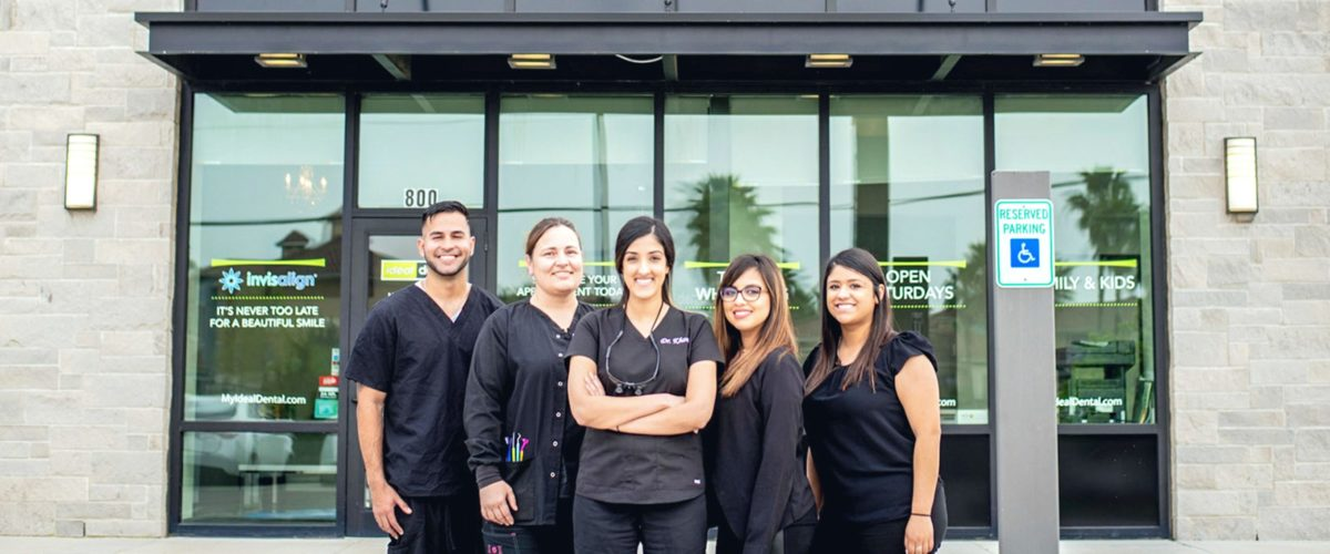 Welcome to Ideal Dental of League City