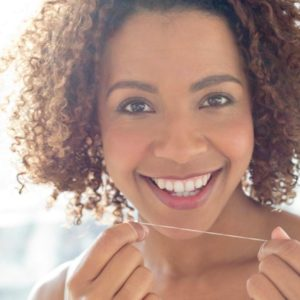 How Often Should You Floss a Day Portrait