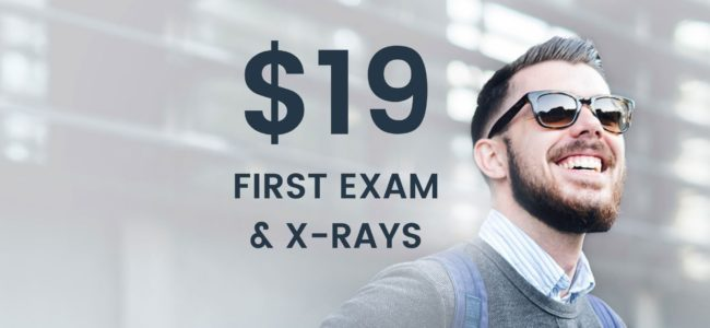 $19 First Exam